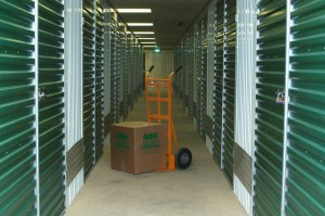 an image of the Arden Self Storage facilities
