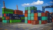 image of shipping containers