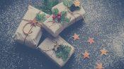 image of christmas presents